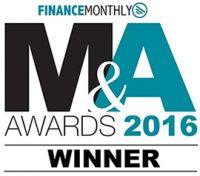 M&A Awards 2016 winner