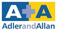 Adler and Allan logo