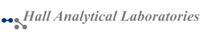 Hall Analytical Laboratories logo