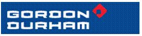 Gordon Durham logo
