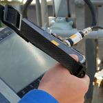 engineer monitoring equipment